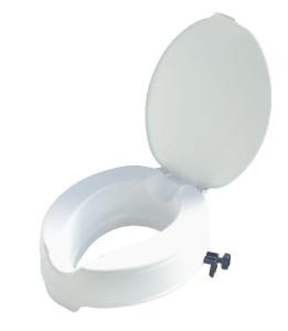 Toilettensitzerhöhung Medictools 10cm mit Deckel
